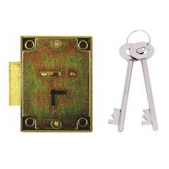 Willenhall CT12 7 Lever Safe Slam Lock