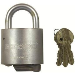 Ingersoll OS711 High Security Open Shackle Padlock