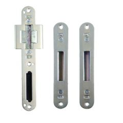 Lockmaster Composite Latch Deadbolt and Hook Keep Set