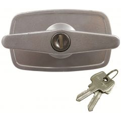 Marley Garage Door T Handle - 2 Lug - Rear Fix - 70mm Centres