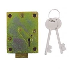 Walsall S1771 7 Lever Safe Lock Down Shoot