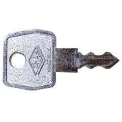 Shaw Window Handle Key
