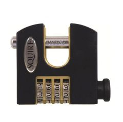 Squire Stronghold SHCB 65mm Combination Shutter Padlock