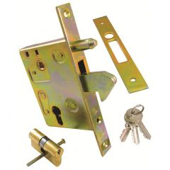 Signet Euro Cylinder Hook lock for Sliding Gates