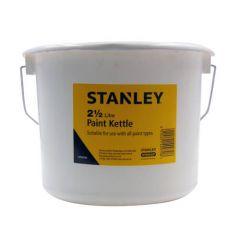 Stanley Plastic 2.5 Litre Paint Kettle