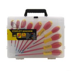 Stanley Fatmax 10 Piece Screwdriver Set