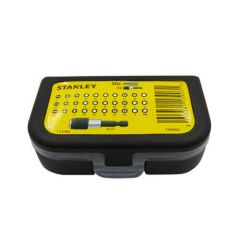 Stanley 31 Piece Bit Set