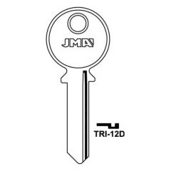 JMA TRI-12D Tri Circle Copy Blank