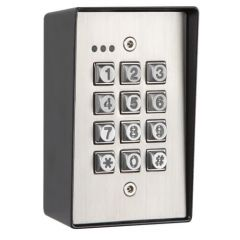 TSS Heavy Duty External Access Keypad