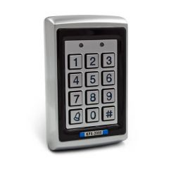 TSS Access Keypad with built in proximity reader + capacity for optional secondary reader
