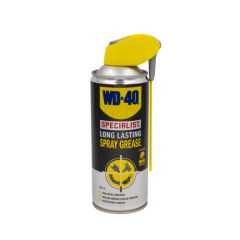WD40 Long Lasting Spray Grease