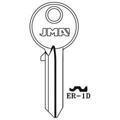 JMA ER-1D Era 5 Pin Key Blank