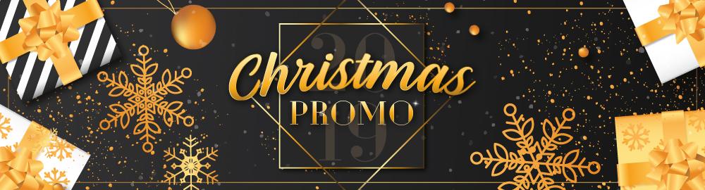 Christmas Promo 2019