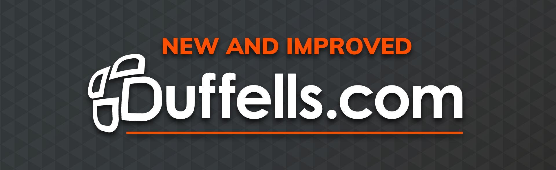 Duffells.com... we've made some improvements.