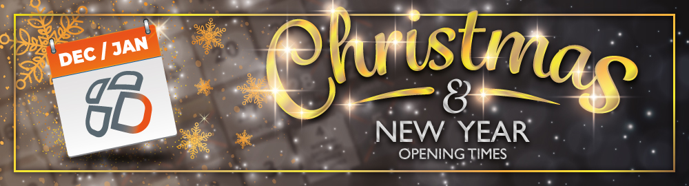 Christmas opening times blog header