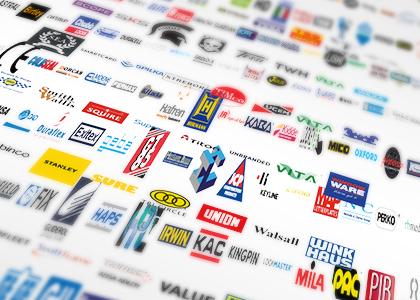 Over 250 Brands