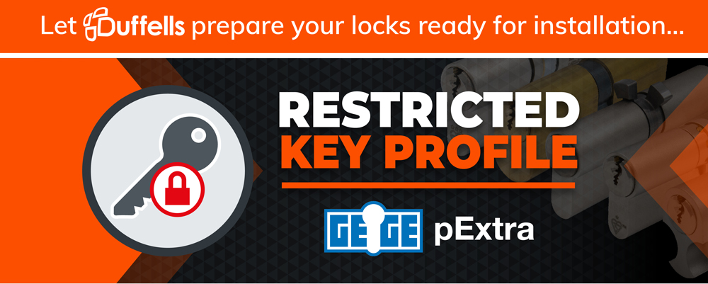 Restricted Key Profile